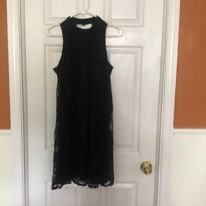Little black dress worn once